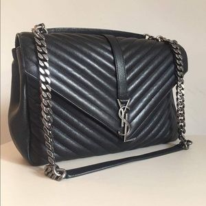 YSL college bag large